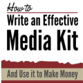 How to Write a Media Kit Ebook