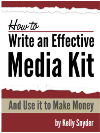 How to Write an Effective Media Kit: New Ebook + Coupon Code