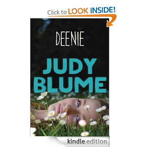 Judy Blume Deenie on Kindle