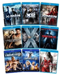 Marvel X-men Bundle