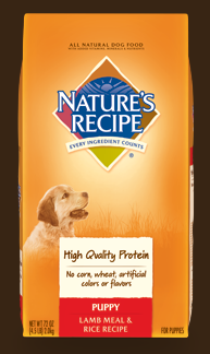 Nature's Recipe Dog Food coupon
