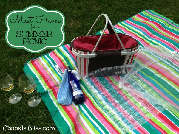 Must Haves for a Summer Picnic