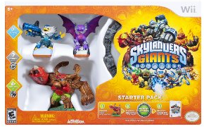 Skylanders Giants Portal Kit