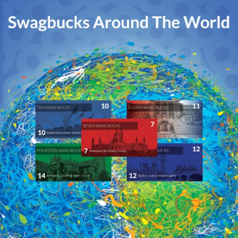 Swagbucks Around the World