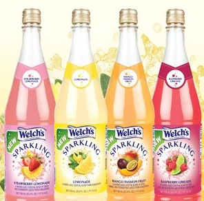 Welchs Summer Sparkling coupon