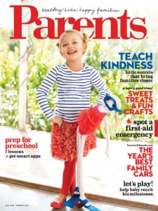 Parents Magazine discount subscription