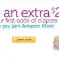 Amazon Mom diaper coupon