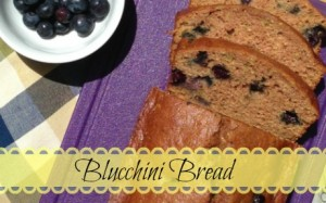 Blucchini Bread Recipe