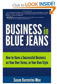 Business In Blue Jeans book review