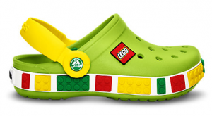 Crocband Kids' Lego Clogs
