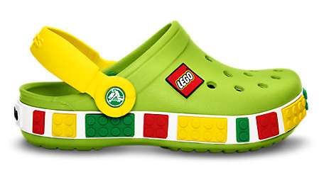 Crocband Kids' Lego Clogs