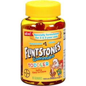 Flintstones Toddler Gummies