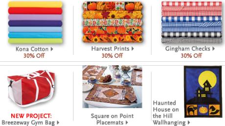 Hancock Fabrics coupon code