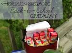 Horizon Organic giveaway