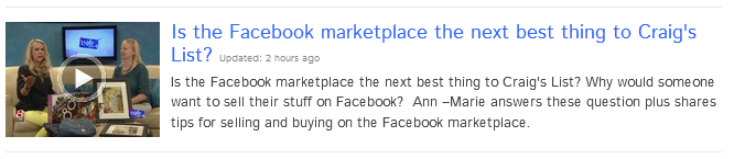 Facebook Marketplace Tips