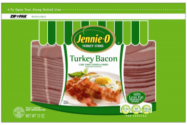 Jennie-O Turkey Bacon coupon