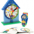 Lego Time Teacher Watch Set