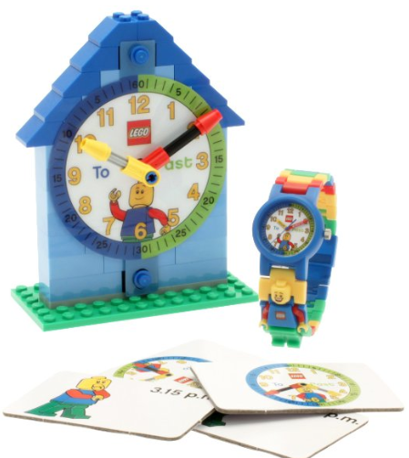 Lego Time Teacher Watch Set