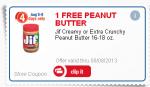 MPerks Free Jif coupon