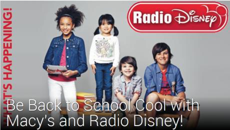 Macys Radio Disney Cimorelli