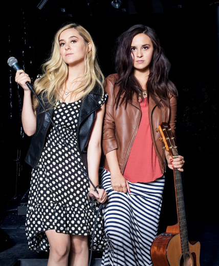 Megan & Liz On Tour