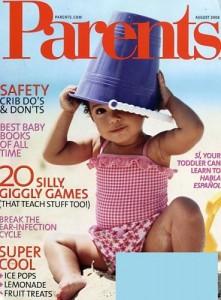 Parents Magazine discount subscription