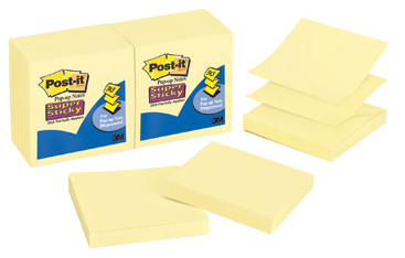 Post-It Super Sticky 10-pk