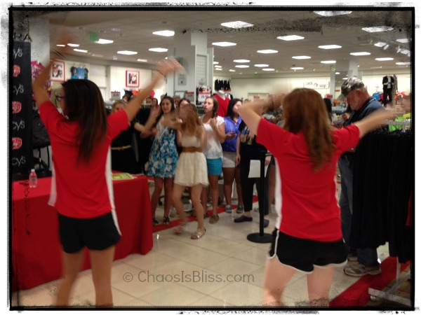 Radio Disney at Macy's