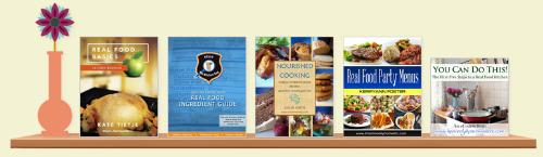 Real Food ebook bundle