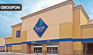 Sams Club Groupon