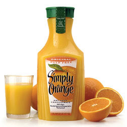 Simply Orange coupon