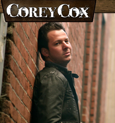 Corey Cox at St. Lawrence Fall Festival