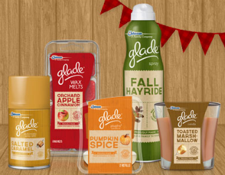 Glade Fall Collection 2013