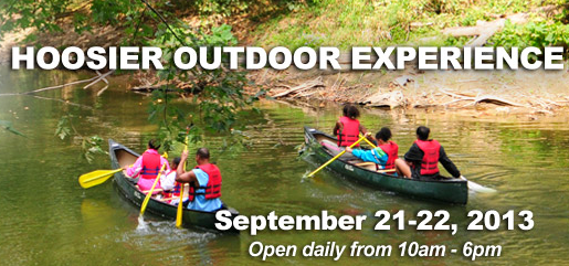 Friday Freebies on B105.7: 2013 Ford Hoosier Outdoor Experience and More