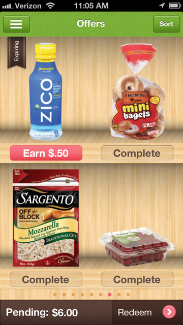Ibotta Mobile Coupon App
