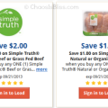 Kroger Organic coupon