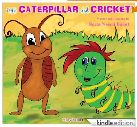 Little Caterpillar and Cricket