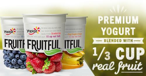 Yoplait Fruitful coupon
