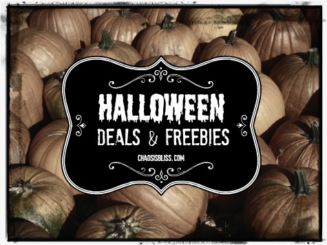 Halloween Deals & Freebies
