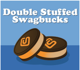 Earn Double Rewards with Swagbucks *Today Only*