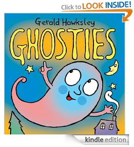Ghosties Kindle book
