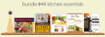 Kitchen Essentials ebook bundle