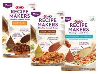 Kraft Recipe Makers coupon