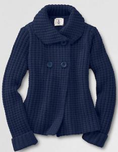 Lands End Girls Sweater