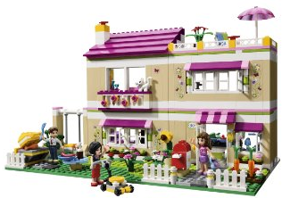 Lego Friends Olivias House