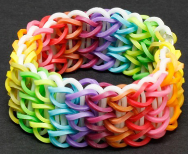 Loom Bands Plum District