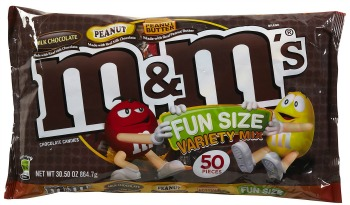 M&M candy coupon