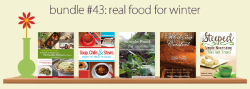 Real Food for Winter ebook bundle