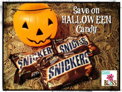 Saving on Halloween Candy