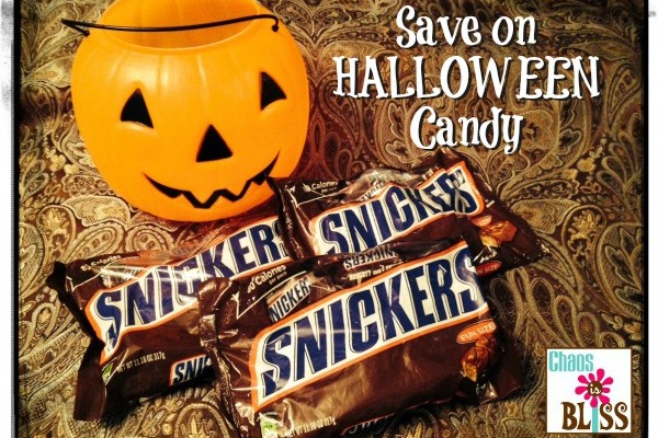 Saving on Halloween Candy